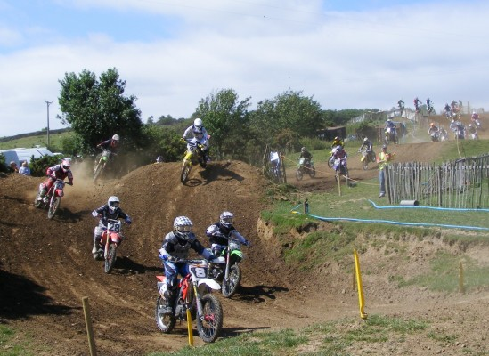 Whitby Motocross Skelder Bank Aislaby photo